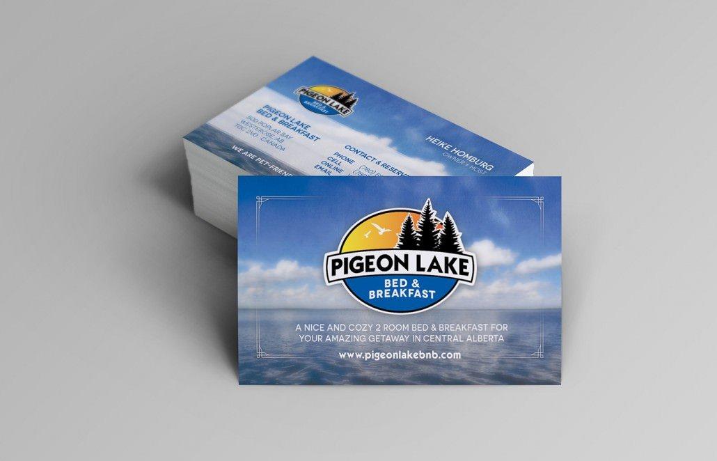 Edmonton Graphic Design, Hotspot Creative Solutions - Pigeon Lake ...