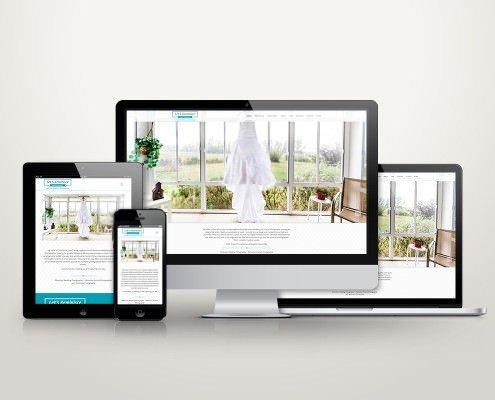 Edmonton Website Design | Let's Reminisce Website