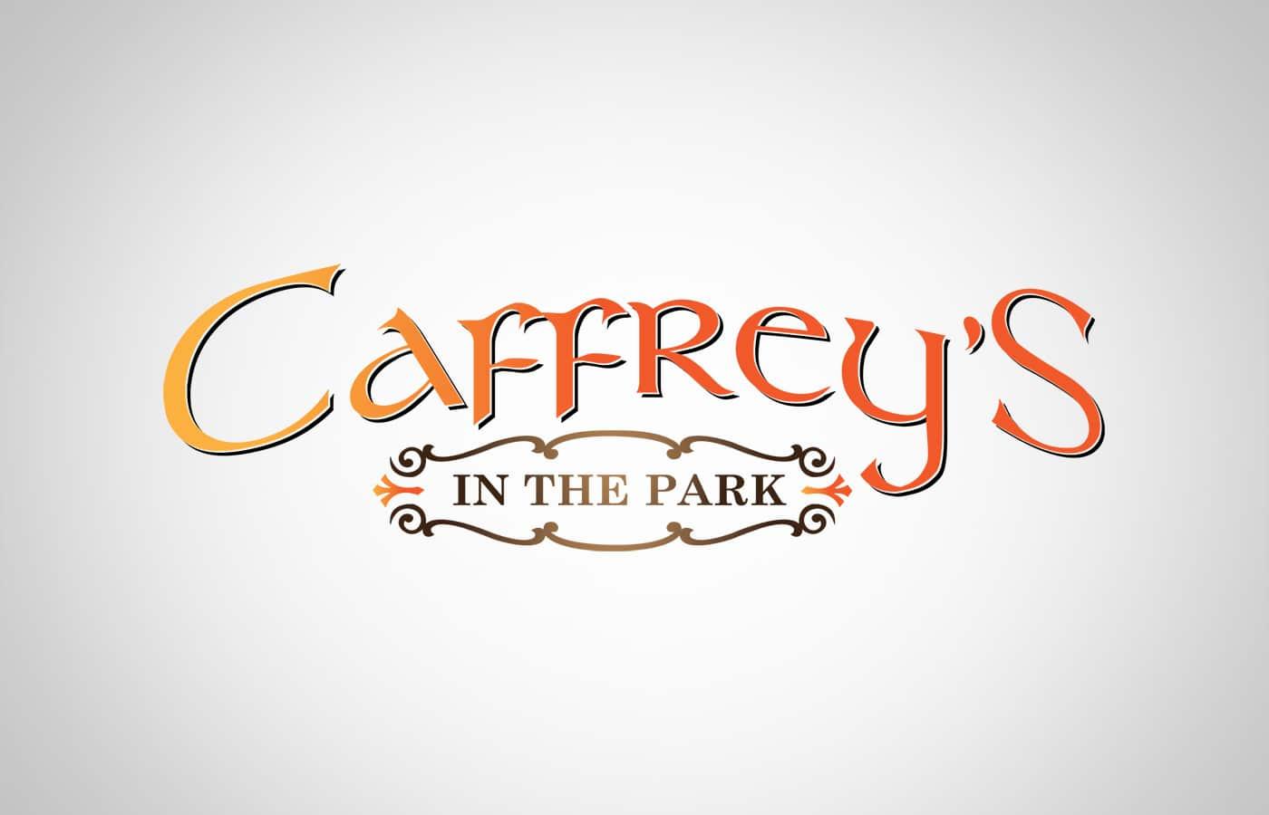 Edmonton Graphic Design | Caffrey's Logo
