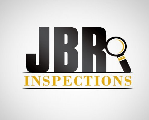 Edmonton Graphic Design | JBR Inspections Logo