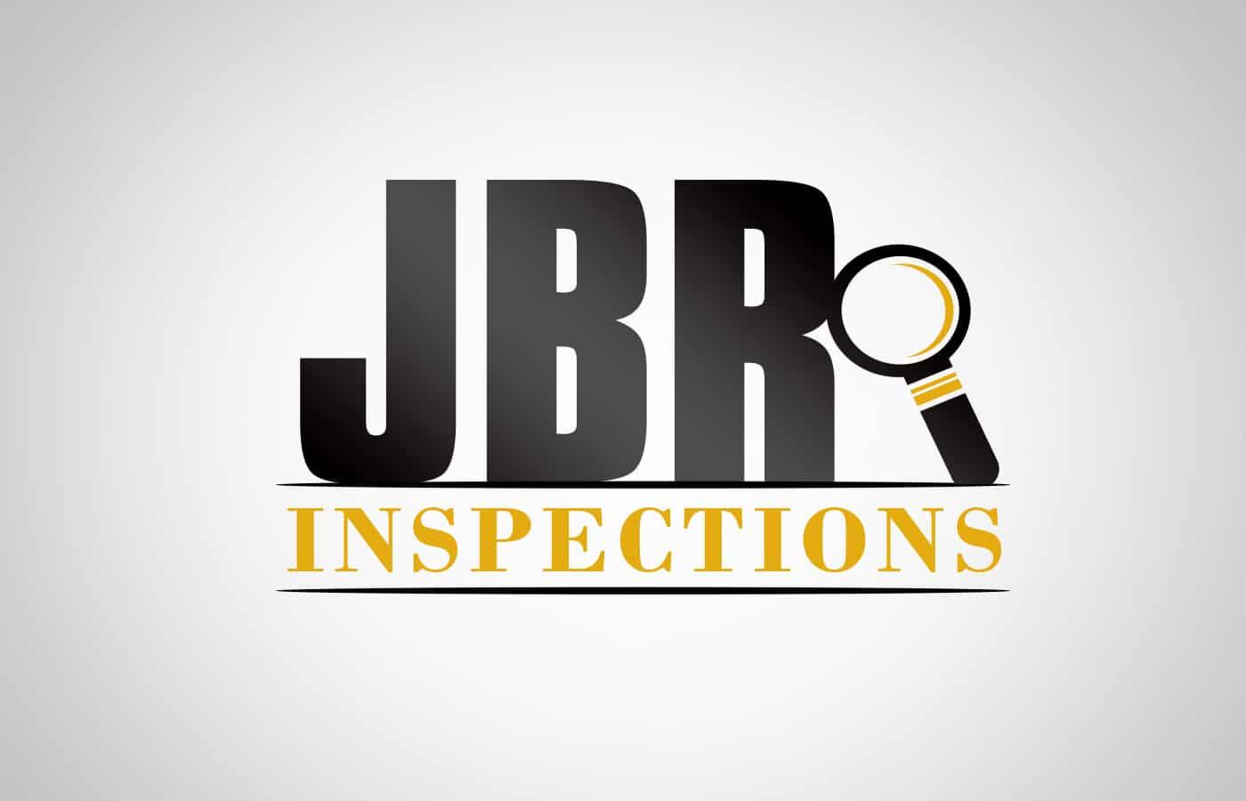 Edmonton Graphic Design | JBR Inspections Logo