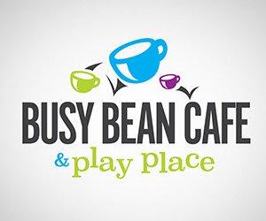 Edmonton Graphic Design | Busy Bean Cafe