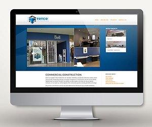 Edmonton Graphic Design   Totco Construction
