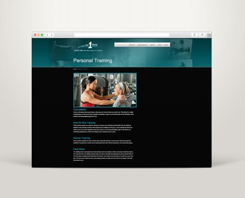 Edmonton Website Design | U Can Do 1 More Website
