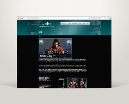 Edmonton Website Design | U Can Do 1 More Website