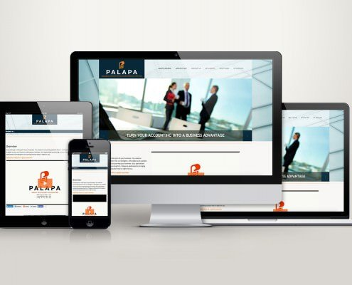 Edmonton Website Design | Palapa Website