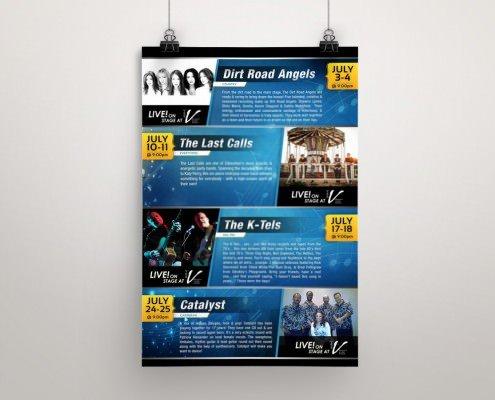 Edmonton Graphic Design | Apex Casino Poster