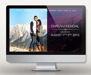Edmonton Graphic Design | DK Wedding