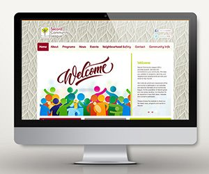 Edmonton Website Design | Secord Community League