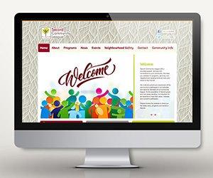 Edmonton Website Design   Secord Community League