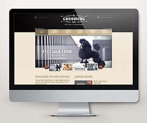 Edmonton Graphic Design   The Grooming Studio