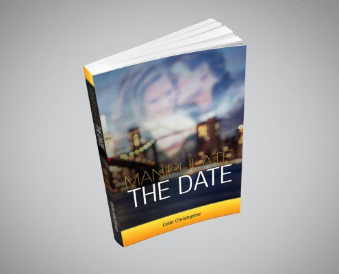 Edmonton Graphic Design | Colin Christopher Manipulate the Date Book