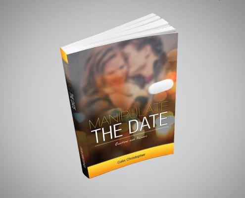 Edmonton Graphic Design   Colin Christopher Manipulate the Date Book