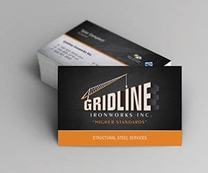 Edmonton Graphic Design | Gridline Ironworks