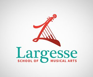 Edmonton Graphic Design   Largesse School of Musical Arts