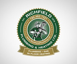 Edmonton Graphic Design   Richfield Plumbing and Heating