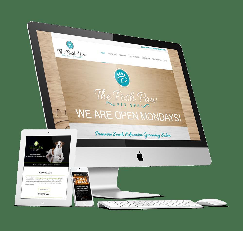 Edmonton Graphic Design, Hotspot Creative Solutions